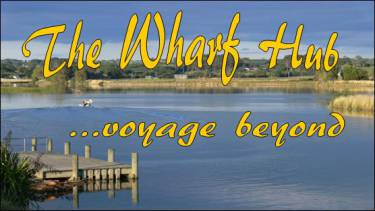 The Wharf Hub - voyage beyond